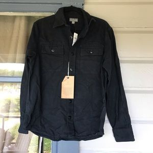Brand new men's button up size m